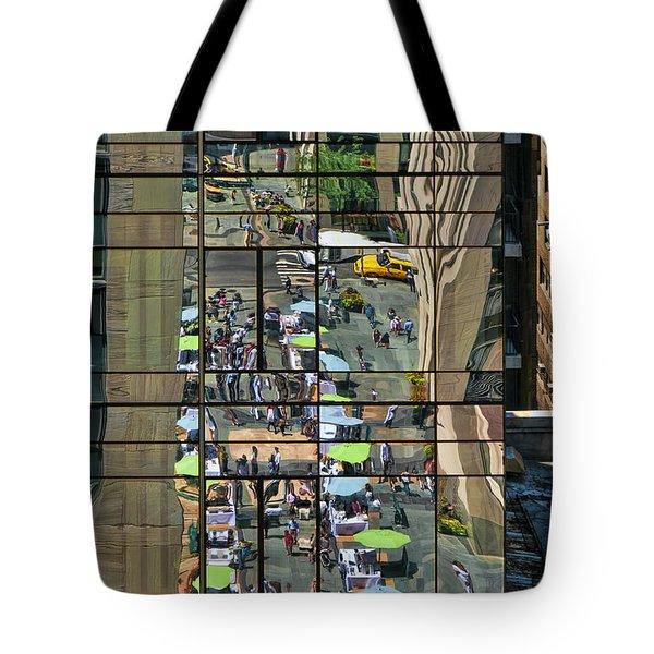 Rock Street Fair Tote Bag