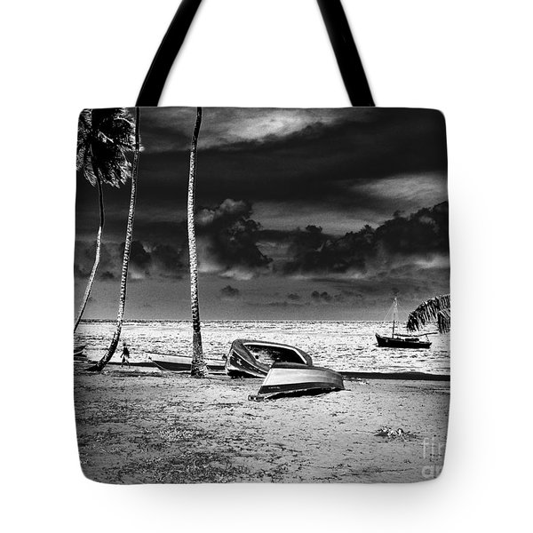 Rock The Boat Extreme Tote Bag