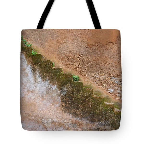 Tote Bag featuring the photograph Rock The Kasbah by Ramona Johnston