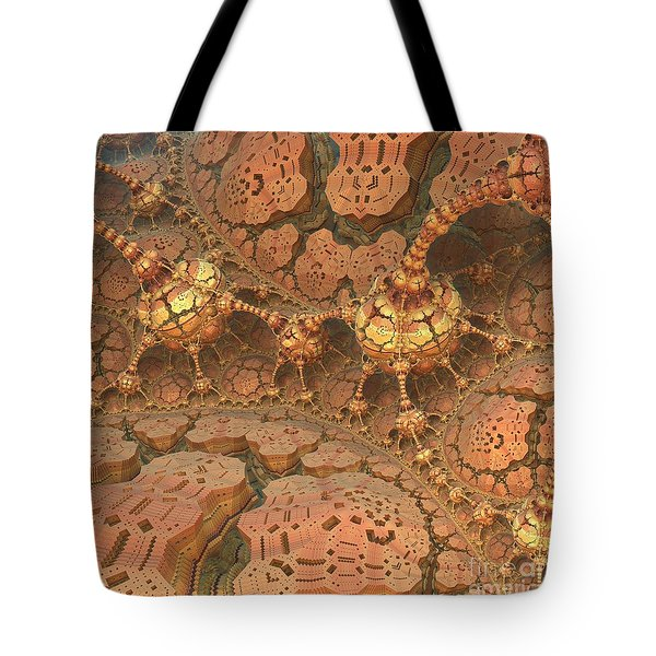 Rock Walkers Tote Bag by Michelle H