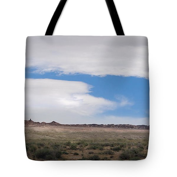 Rock With Wings Tote Bag