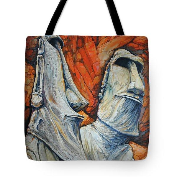 Rockbound Tote Bag