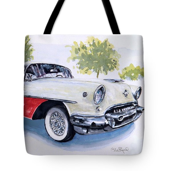 Rocket 88 Tote Bag
