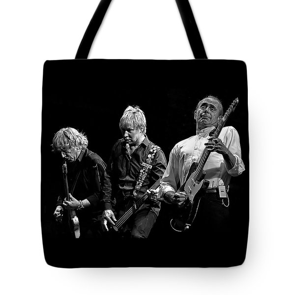 Rockin' All Over The World Tote Bag