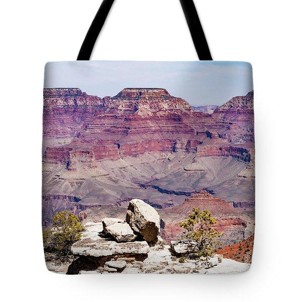 Rockin' Canyon Tote Bag