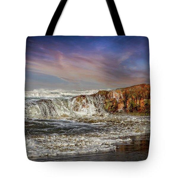 Rockin' The Coast Tote Bag