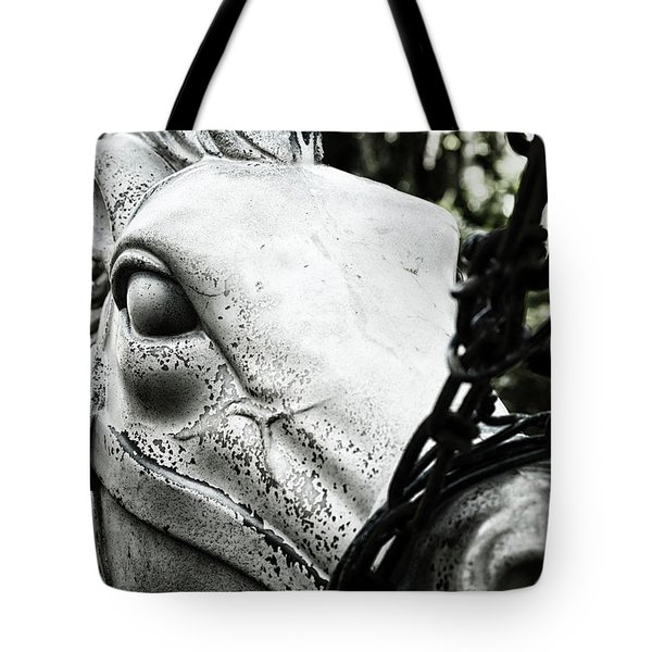 Rocking Nightmare Tote Bag