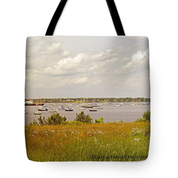 Rockland Maine Tote Bag