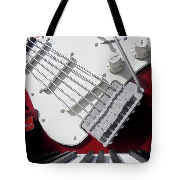 Rock'n Roller Coaster Aerosmith Tote Bag