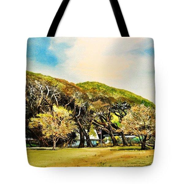 Rockport Oaks Tote Bag