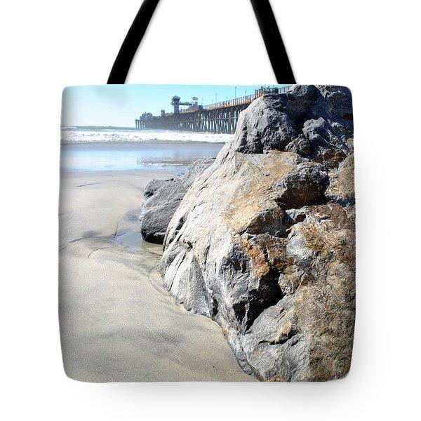 Rocks Eye View Tote Bag
