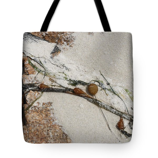 Rocks Longside Tote Bag by Kathleen Grace