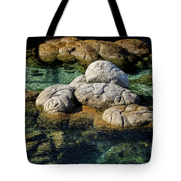 Rocks Resembling Loaves Of Bread Tote Bag