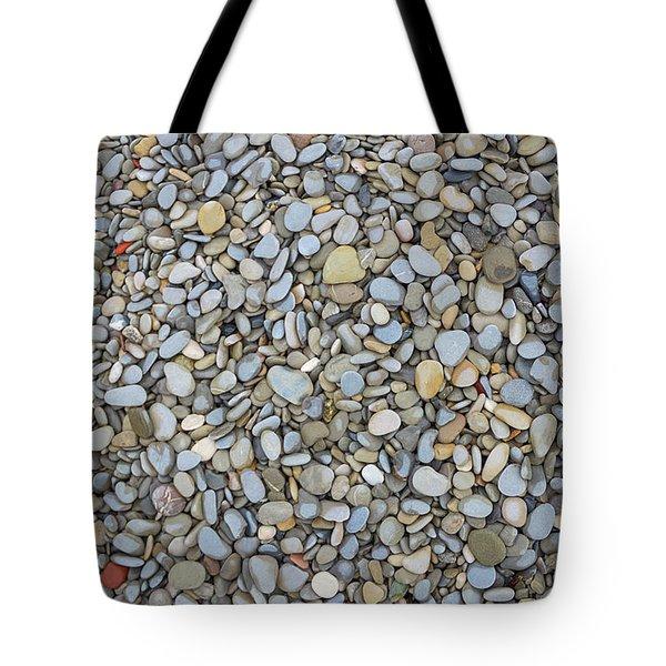 Rocky Beach 1 Tote Bag by Nicola Nobile