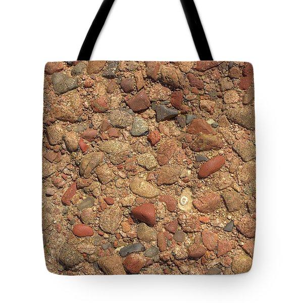 Rocky Beach 4 Tote Bag by Nicola Nobile