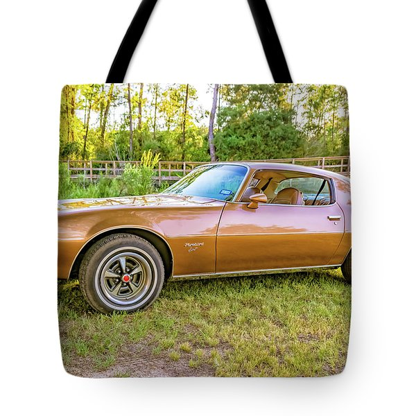 Rocky Drive Tote Bag by Brian Wright