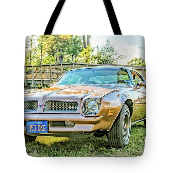 Rocky Front Tote Bag by Brian Wright