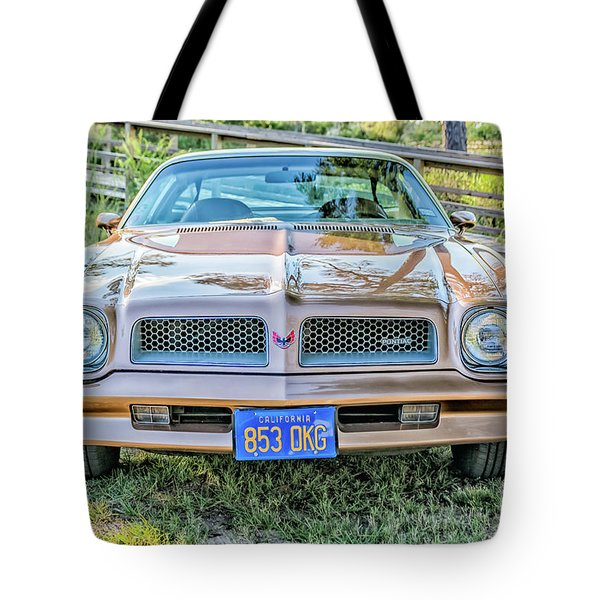 Rocky Front Center Tote Bag by Brian Wright