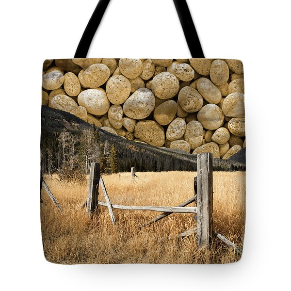 Tote Bag featuring the photograph Rocky Mountain Sky by John Stephens