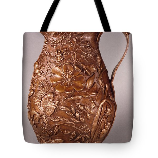 Rocky Mountain Summer Another View Tote Bag by Dawn Senior-Trask