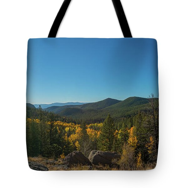 Rocky Mountains National Park  Tote Bag