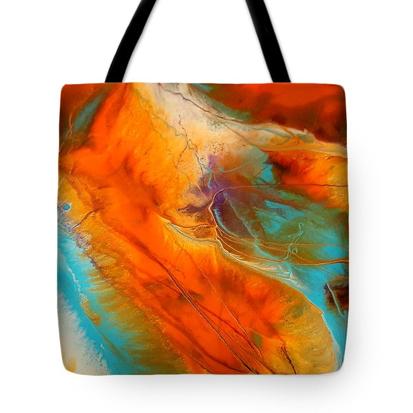 Rocky Moutain High I Tote Bag