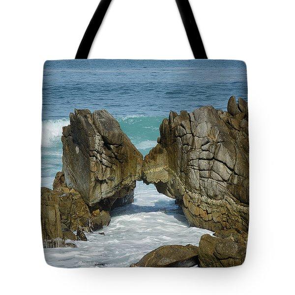 Rocky Romance Tote Bag