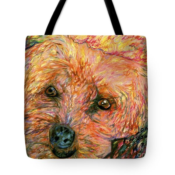 Rocky The Dog Tote Bag