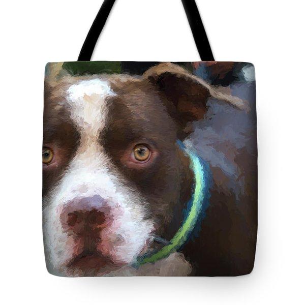 Rocky The Renoir Tote Bag