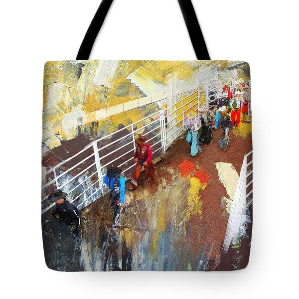 Rodeo 41 Tote Bag