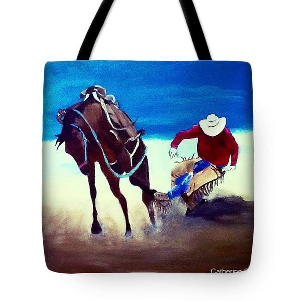 Rodeo Ballet Tote Bag