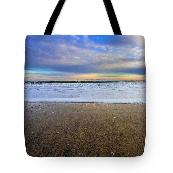 Roger's Beach Shorebreak Tote Bag