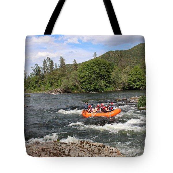 Rogue River Fun Tote Bag