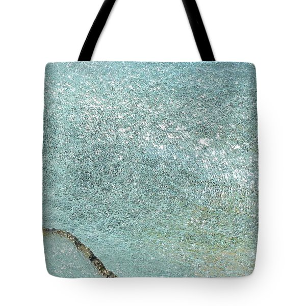 Rogue Wave Tote Bag by Rick Silas