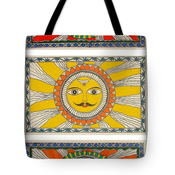 Rohini-som-tara Tote Bag