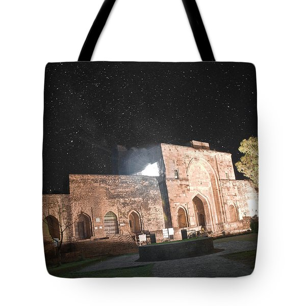 Rohtas Fort Tote Bag