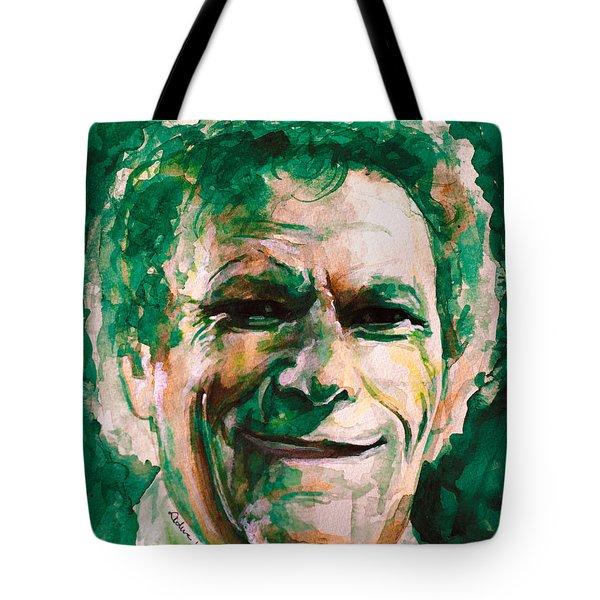 Allez Les Verts - Saint Etienne Tote Bag
