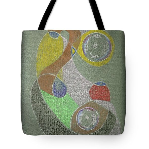 Roley Poley Vertical Tote Bag