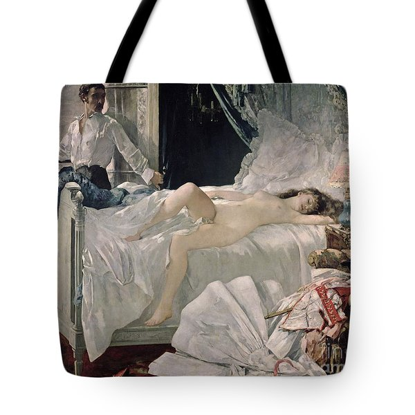 Rolla Tote Bag by Henri Gervex