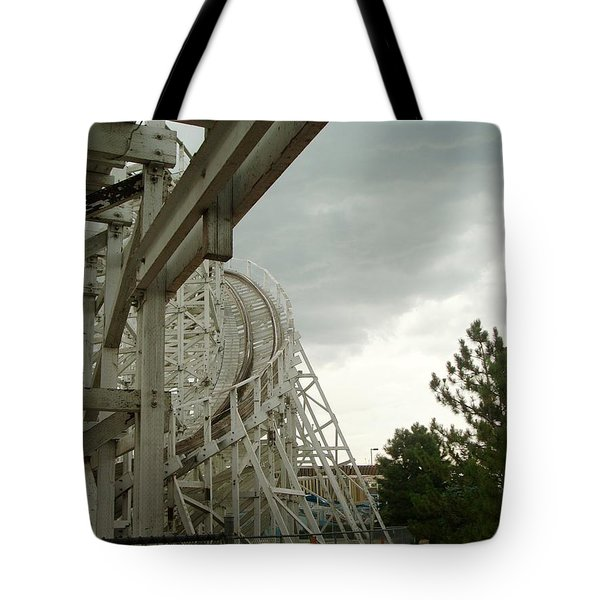 Roller Coaster 5 Tote Bag