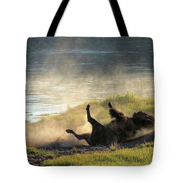 Rolling Tote Bag