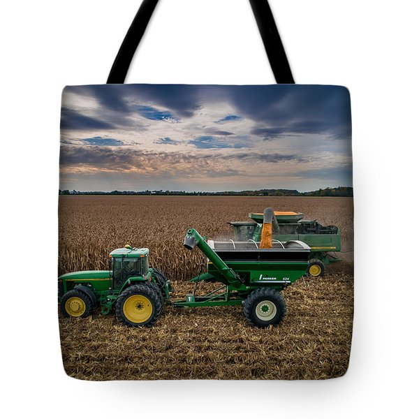 Rolling By Tote Bag