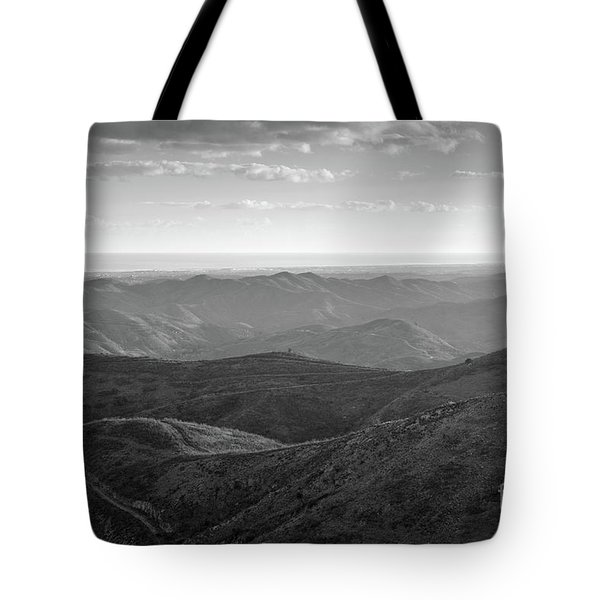 Rolling Mountain Tote Bag