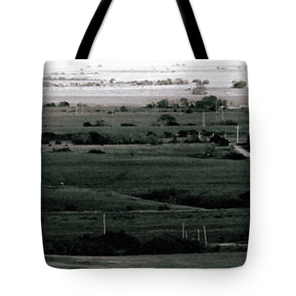 Rolling Roads Tote Bag