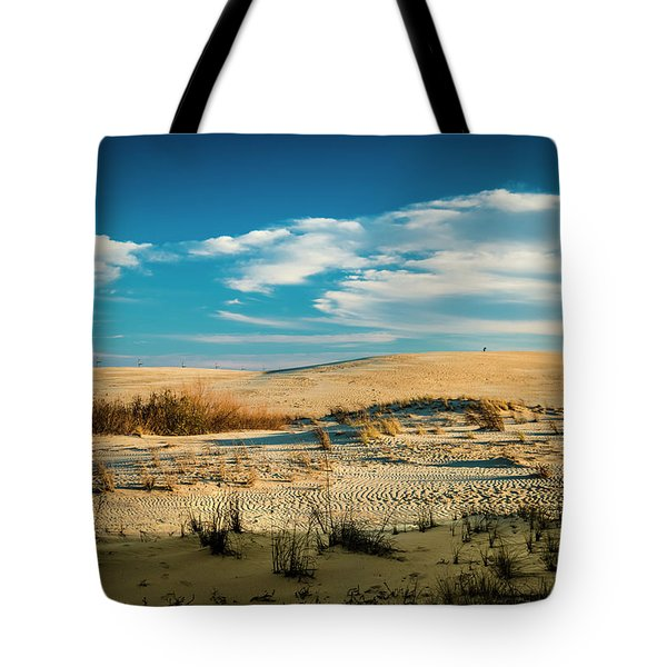 Rolling Sand Dunes Tote Bag