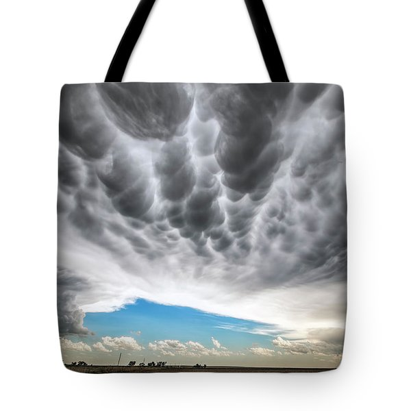 Rolling Sky Tote Bag