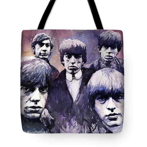 Rolling Stones  Tote Bag