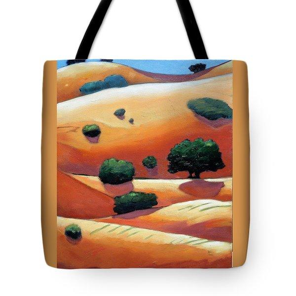 Rolling Trip Panel IIi Tote Bag