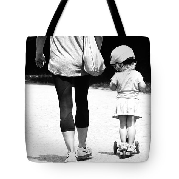 Rolling With Moms Tote Bag