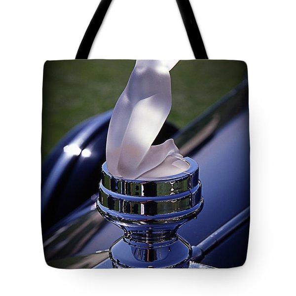 Rolls Lady Tote Bag